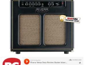 Premier Guitar Venus Deux Review