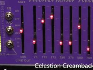 New Rockcrusher Recording Graph Comparison Video
