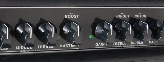 best amp for progressive metal