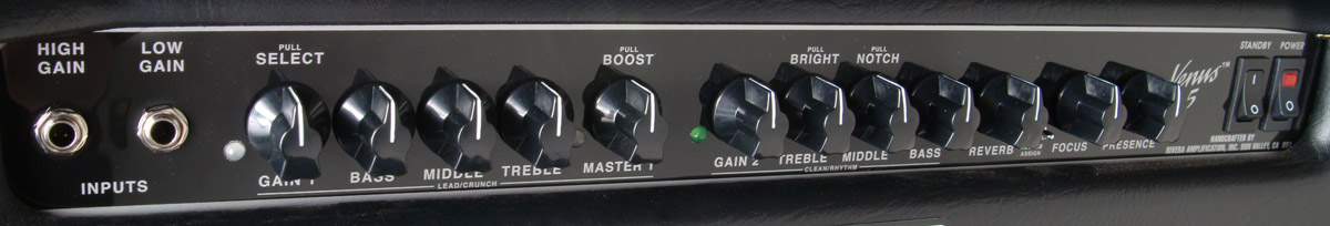 best amp for progressive metal
