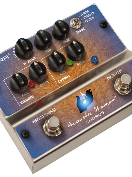 Best chorus pedal for Acoustic