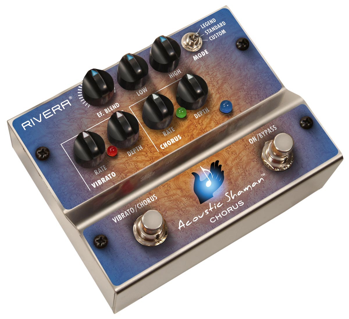 Best Guitar Pedals For Acoustic : acoustic shaman chorus rivera amplification ~ Vivirlamusica.com Haus und Dekorationen