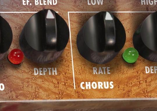 best vibrato chorus for acoustic guitar