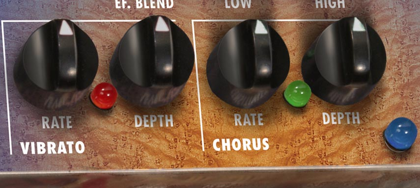 best vibrato chorus for acoustic guitar