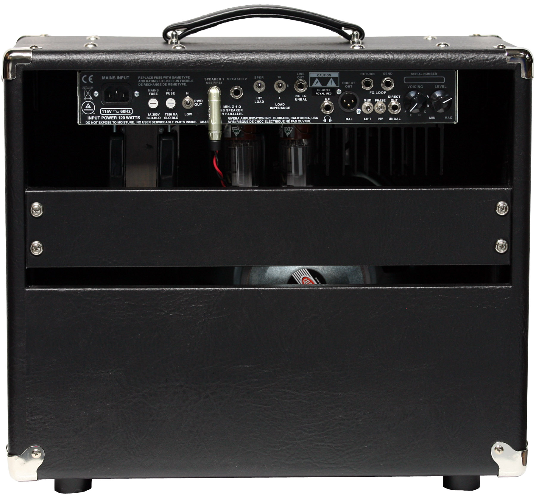 Clubster Royale Recording 112 Rivera Amplification 12 Channel Original Meet Riveras More Affordable And Flexible Dual Now Get Killer Real All Tube Tone Direct Featuring The Mini Rockrec