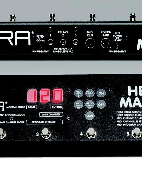 midi switcher