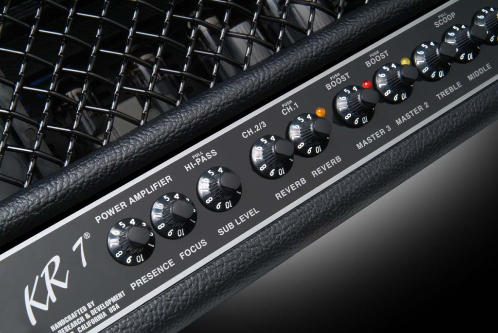 best metal amp