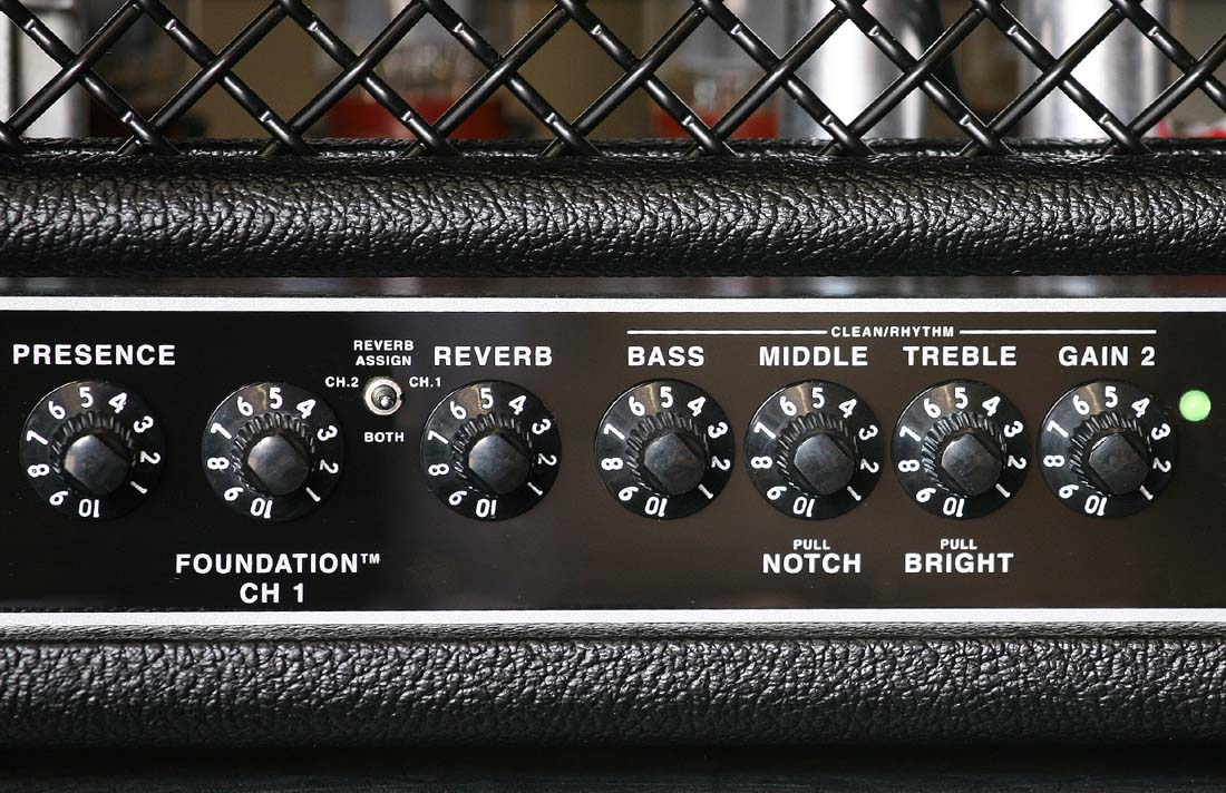 best amp for clean