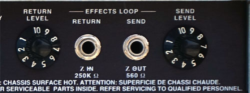 Effects Loop Jay Graydon