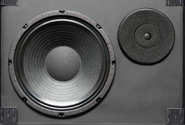sed 25 woofer and tweeter