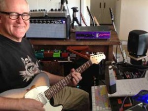 Top Session Ace Tim Pierce loves his Rockcrusher Recording