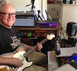 tim pierce rockcrusher recording