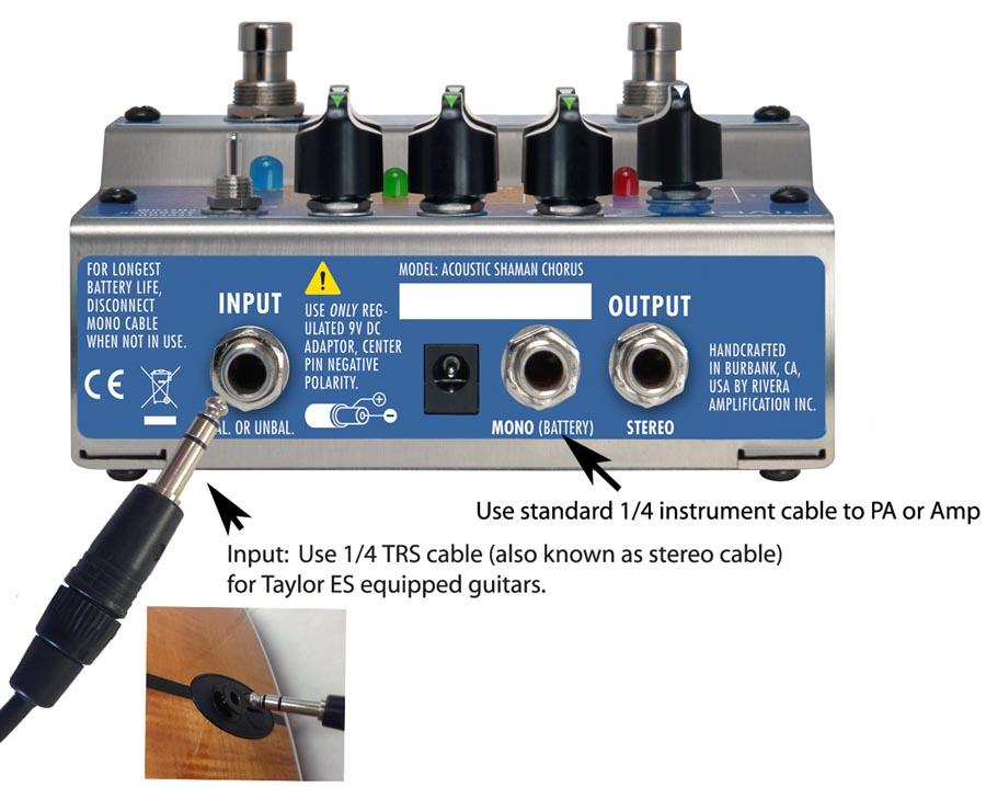 best acoustic chorus pedal