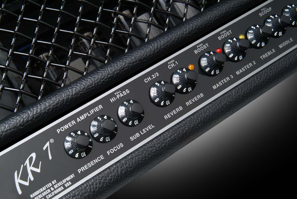 best metal amp