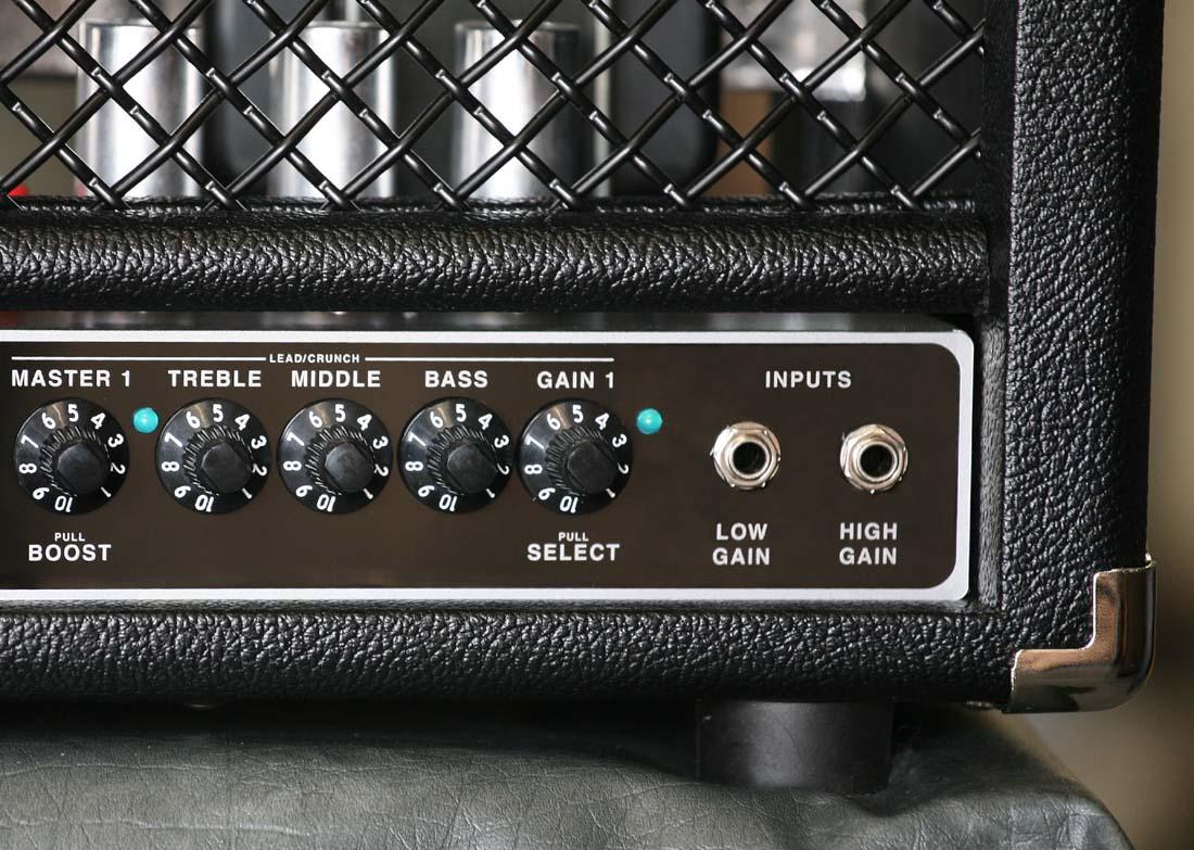 best guitar amp for metal
