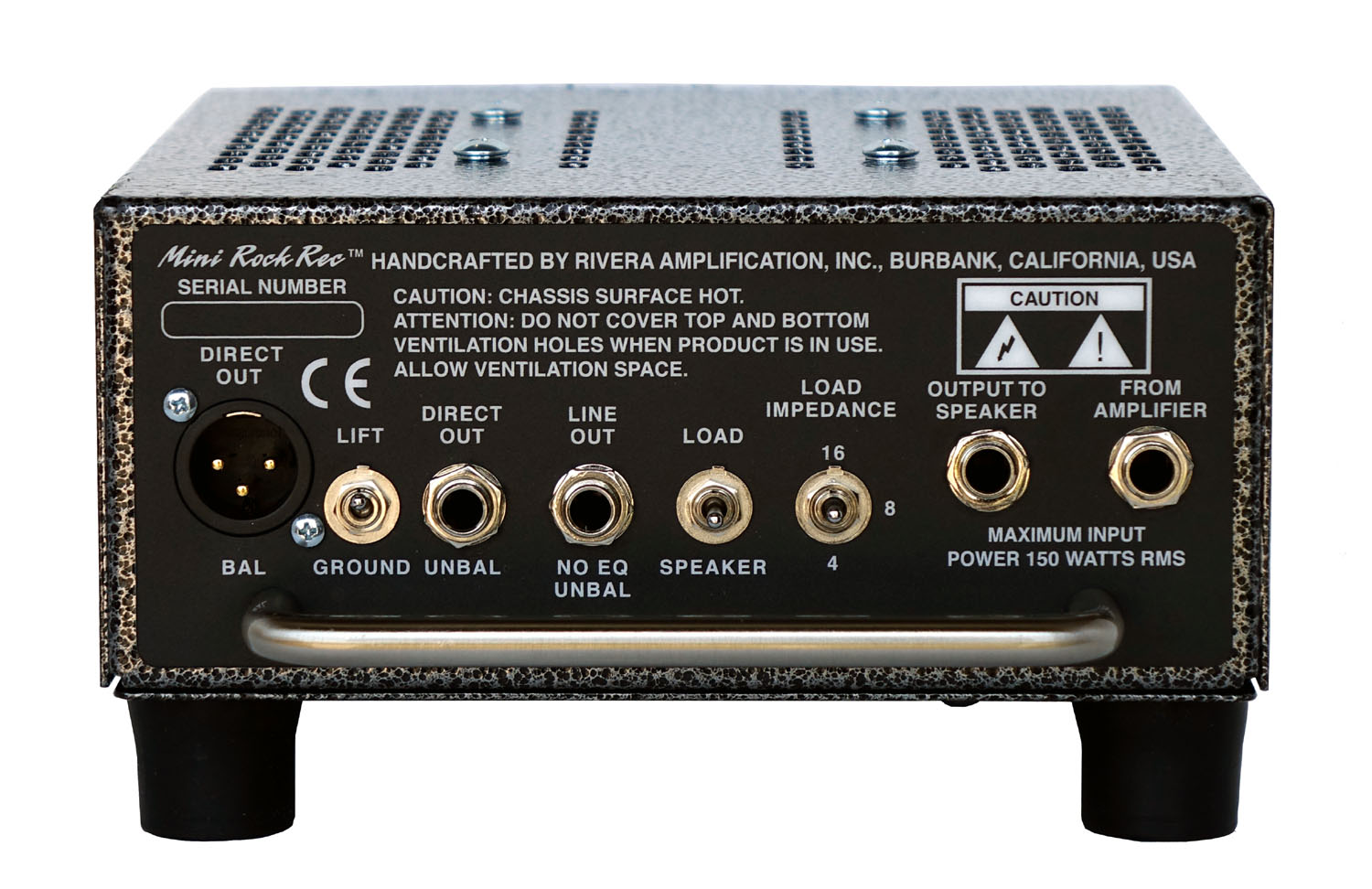 best tube amp direct load box