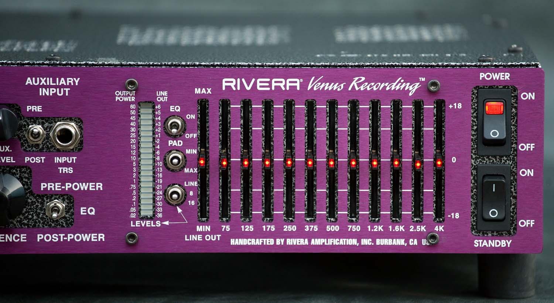 venus recording graph